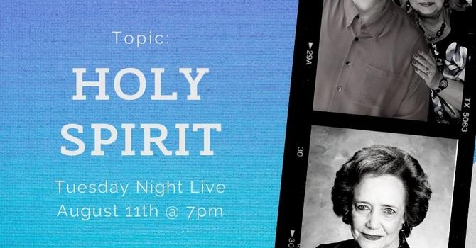 """Holy Spirit"""