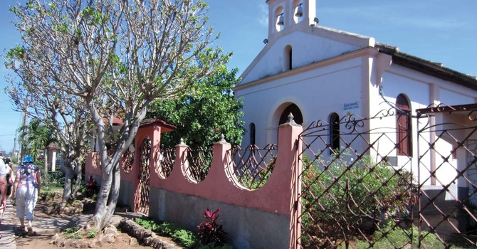 A Rustic Greenhouse for Cuban Parish image