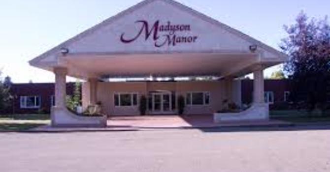 NEW! - Community Mass at Madyson Manor image