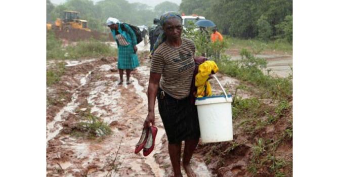 The United Church Responds to Cyclone Idai image