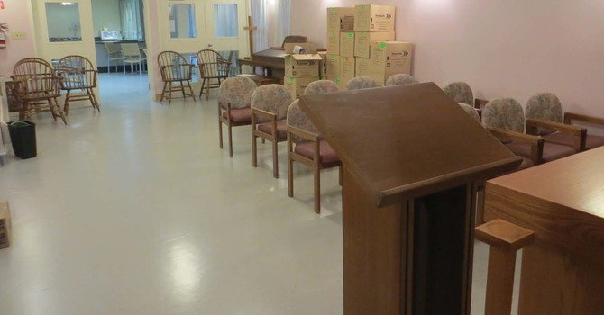 St. Jude's Anglican Care Home Successfully Renovated  image