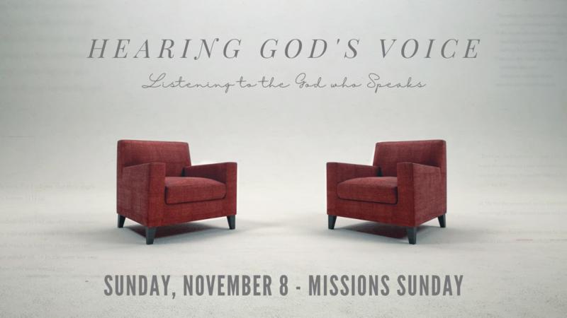 Missional Engagement Sunday