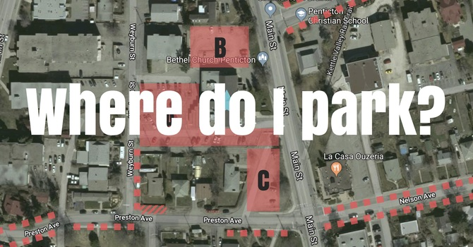 Parking Map image