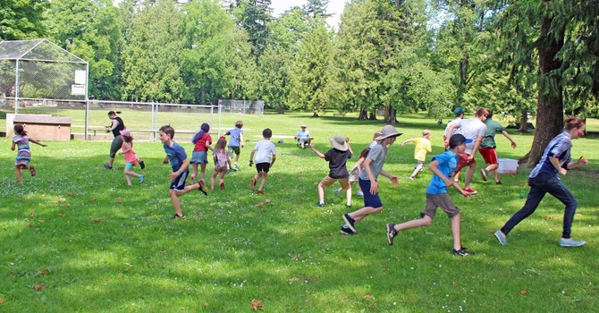 Vancouver Archdeaconry Picnic image