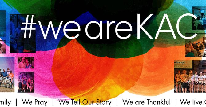#weareKAC Life Group Curriculum - Week 5 image