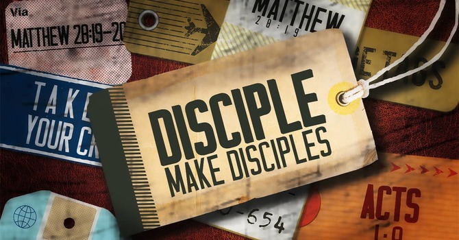 Make Disciples