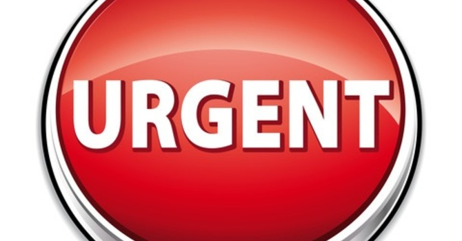Do You Require Urgent Care? image