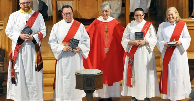 Ordinations in the Holy Church of God - June 28, 2015 image