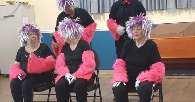 Seniors Acting Up perform image
