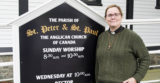 Rev . Gail in the news! image