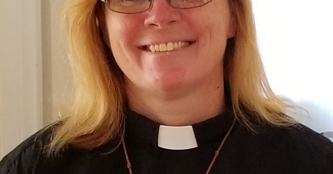 We welcome our new Incumbent - The Reverend Gail Rodger image