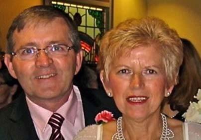 Mary Whiteway & Don Wright