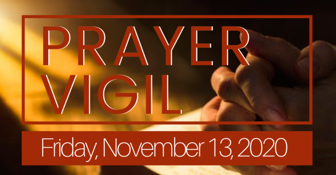 Prayer Vigil image