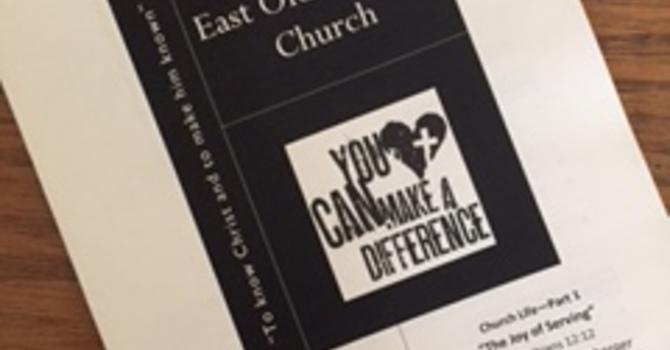 September 10, 2017 Church Bulletin image