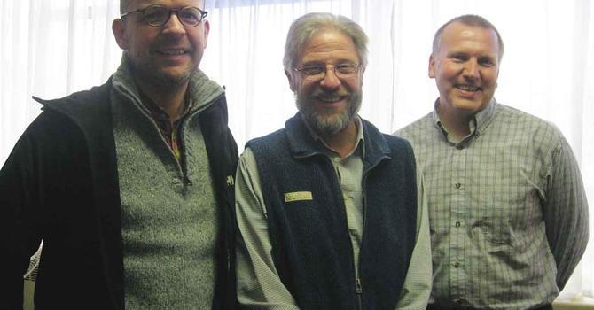 Bishop Paul Verryn Visits Vancouver image