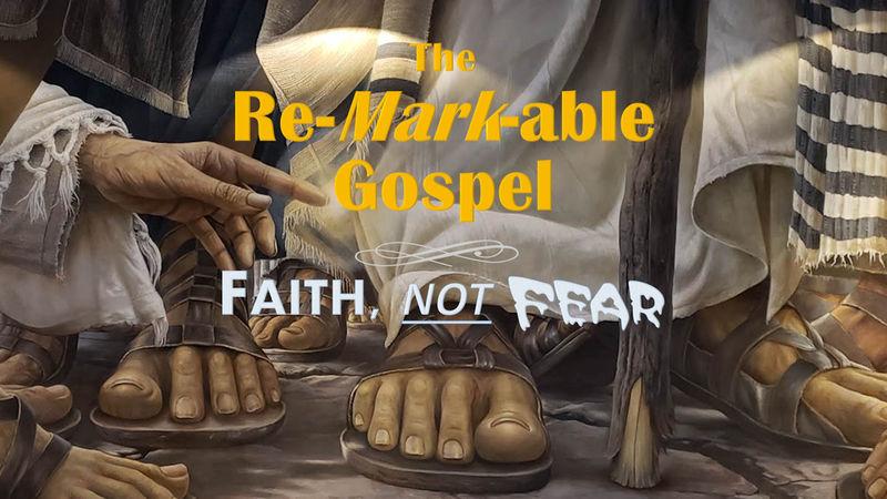 Faith, not Fear
