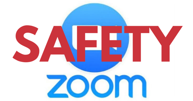 Zoom Safety Tips image