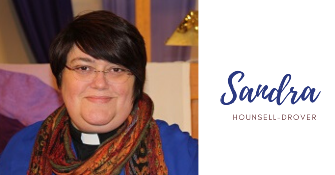 Sandra Hounsell-Drover resigns, Church of the Advent image
