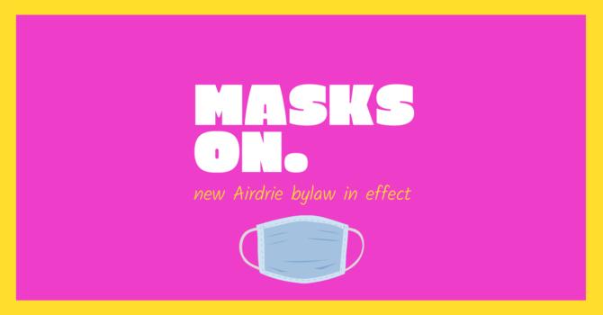 Masks On. image