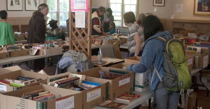 St . Philip's Rummage Sale - A Great Tradition image