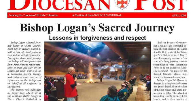 April 2016 Diocesan Post image