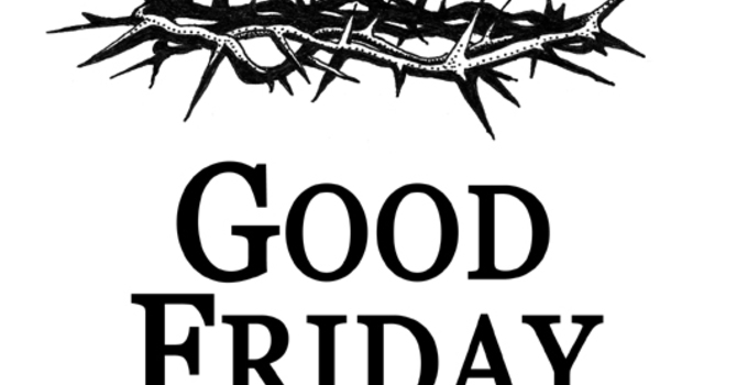 Good Friday Meditation #4 - Veronica Noess