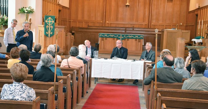 Shadow of Death - Panel Discussion image