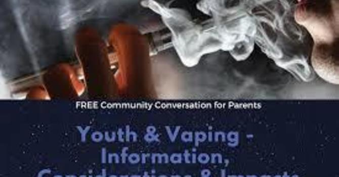 Youth & Vaping Vimeo  image