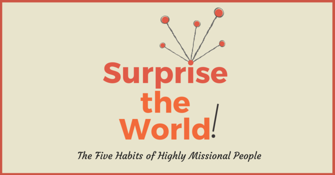 Surprise The World Week #4 - Learn