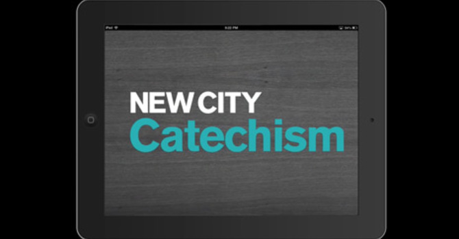 New City Catechism image