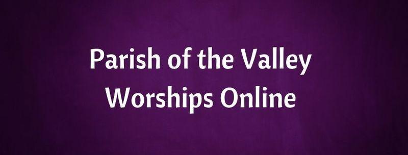 A Service of Morning Prayer, Sunday March 29, 2020