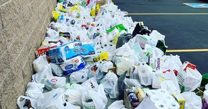 Food Drive Thank You image