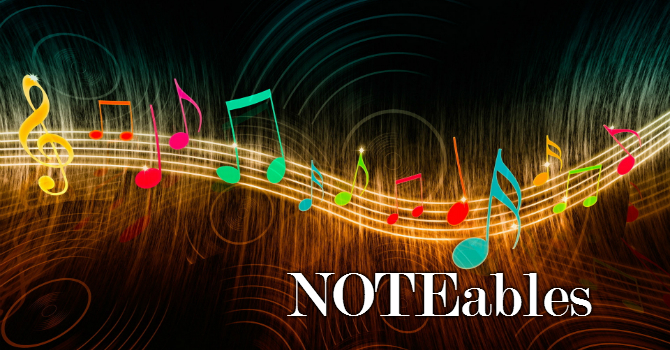NOTEables