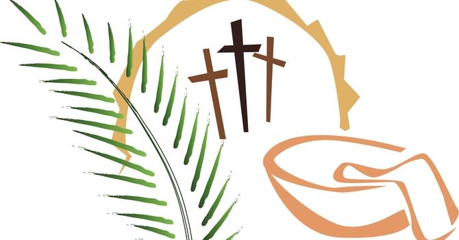 A Walk Through Holy Week /  走入圣周