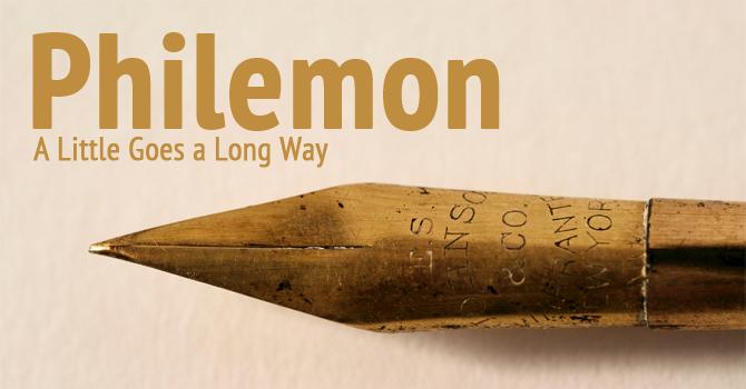 Philemon image