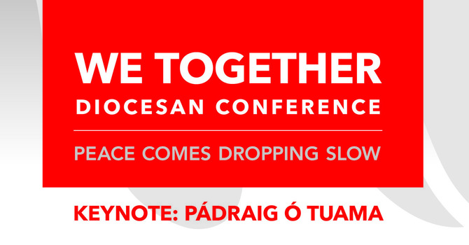 We Together Diocesan Conference - September 27 & 28 image