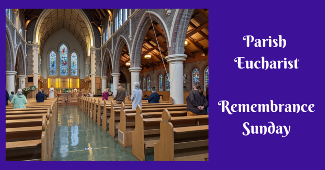 Parish Eucharist - Remembrance Sunday image