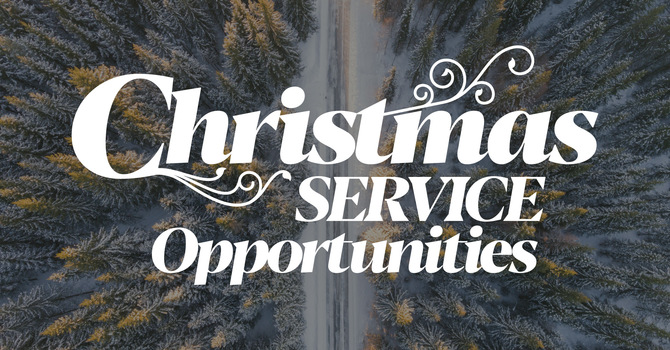 Christmas Services Opportunities image
