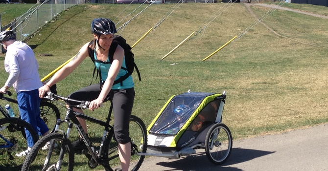 Bike to Church Day image
