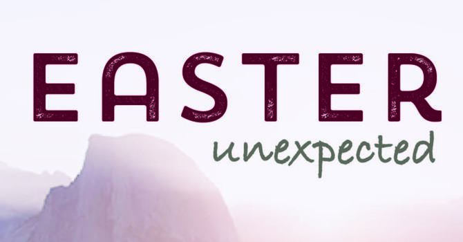 Easter Unexpected image