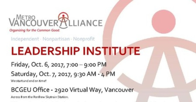 MVA Leadership Training - Register Now image