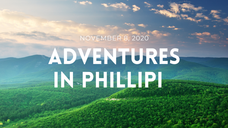 Adventures in Phillipi