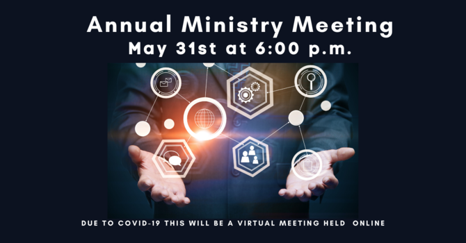 Annual Ministry Meeting image