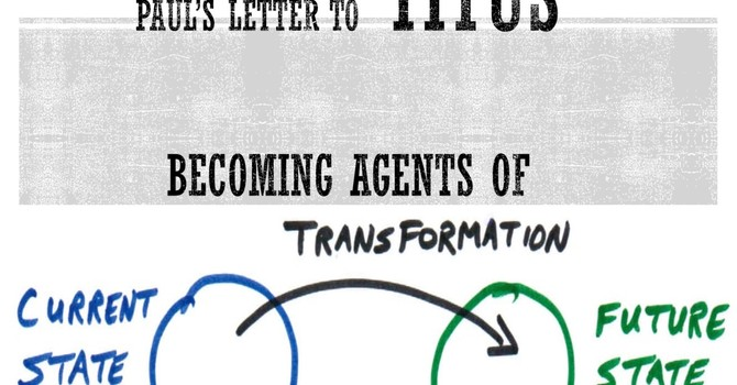 """""""Becoming Agents of Transformation"""""""