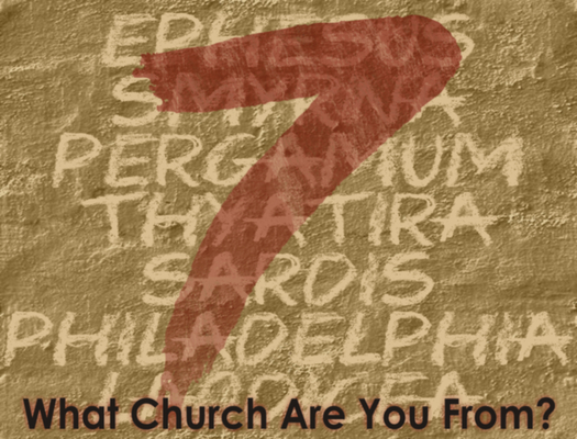 What Church Are You From?