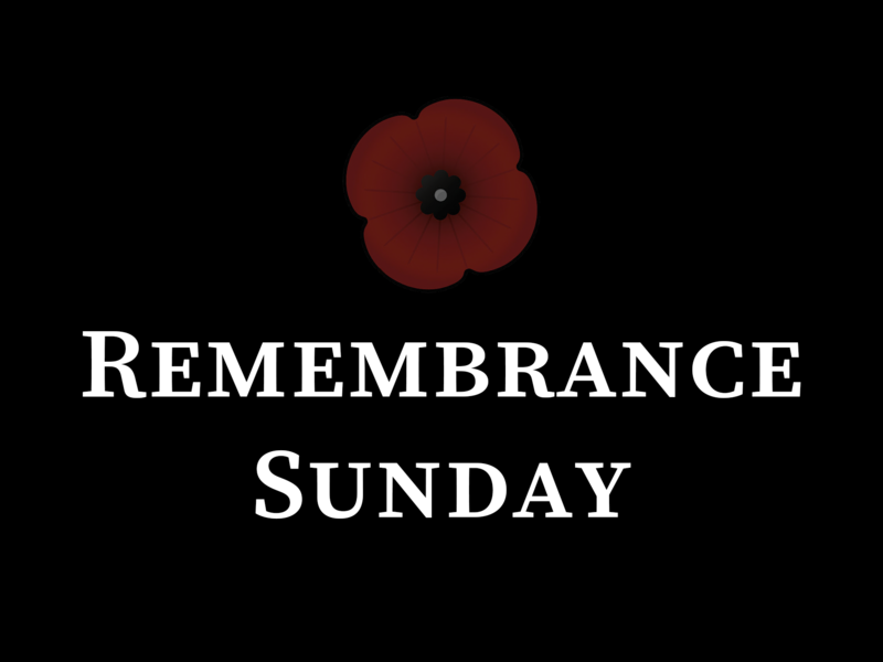 Trinity XXII, Remembrance Sunday 2020, 10:00 A.M.