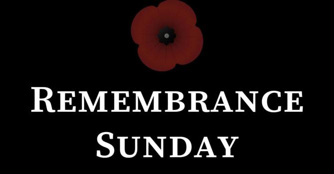 Trinity XXII, Remembrance Sunday 2020, 10:00 A.M.