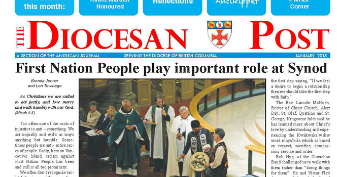 January 2015 Diocesan Post image