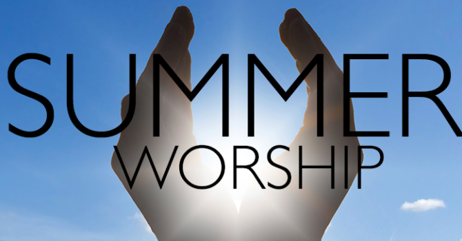 Summer Worship 2020 image