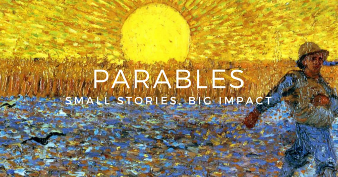 Parables: Small Stories, Big Impact image
